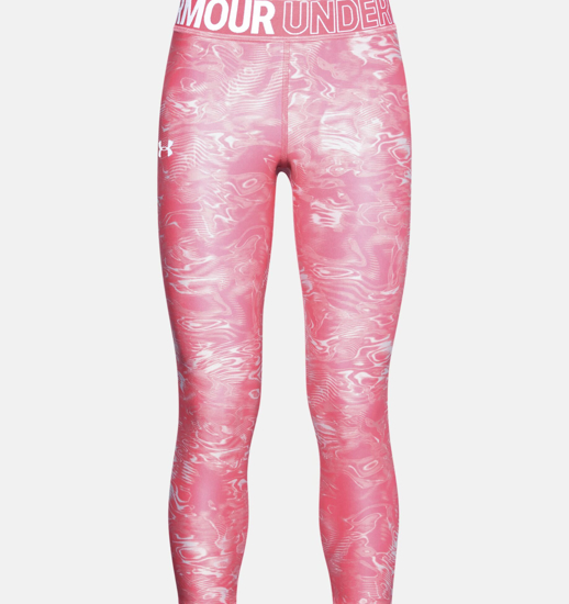 Picture of UNDER ARMOUR otr legice 1351722-668 HEATGEAR ARMOUR PRINTED CROP