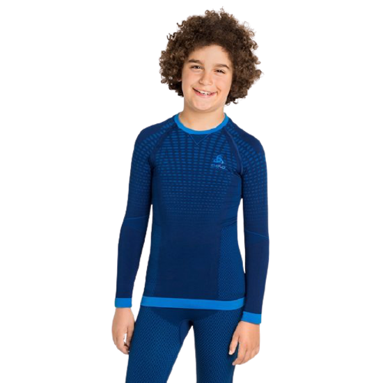 Picture of ODLO otr perilo majica PERFORMANCE WARM KIDS 183139 20641