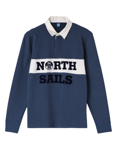 Picture of NORTH SAILS m polo SHIRT IN HEAVYWEIGHT COTTON JERSEY 692290 0802