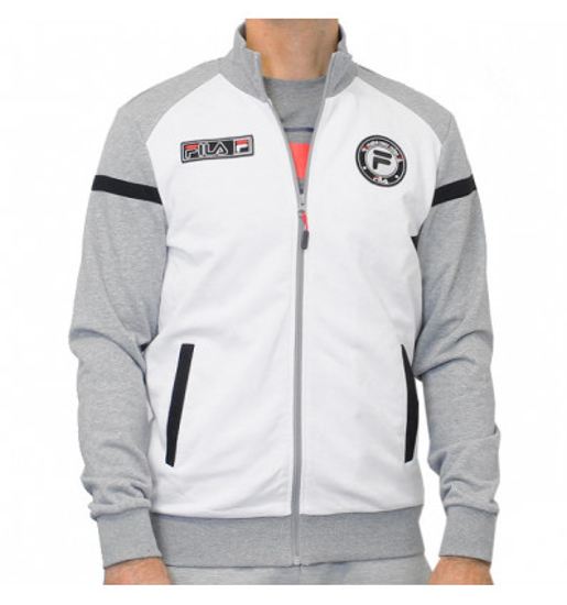 Picture of FILA m jopica FBS201002M 853 SMUDO GREY MELANG
