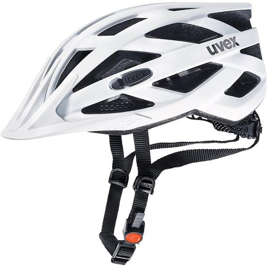 Picture of UVEX kolesarska čelada S41042307 I-VO CC white mat