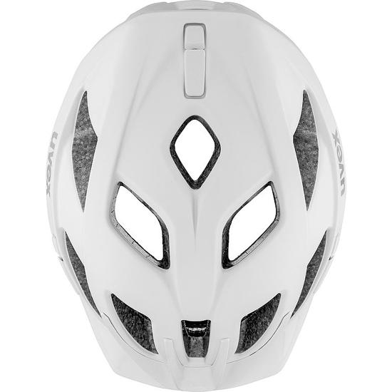 Picture of UVEX kolesarska čelada S41042711 ACTIVE CC white mat