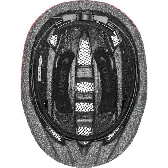 Picture of UVEX otr kolesarska čelada S41498206 KID 2 CC coral mouse mat