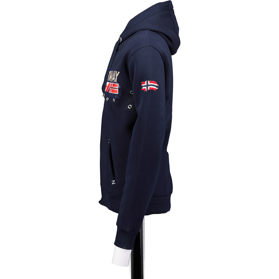 Picture of GEOGRAPHICAL NORWAY m jopica GOUKY navy