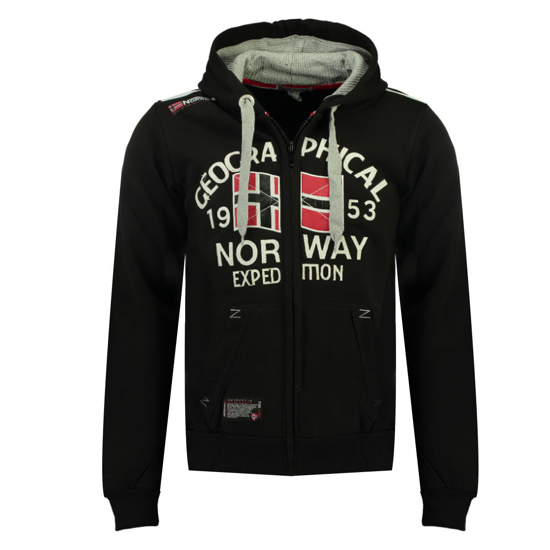 Picture of GEOGRAPHICAL NORWAY m jopica FLAG black