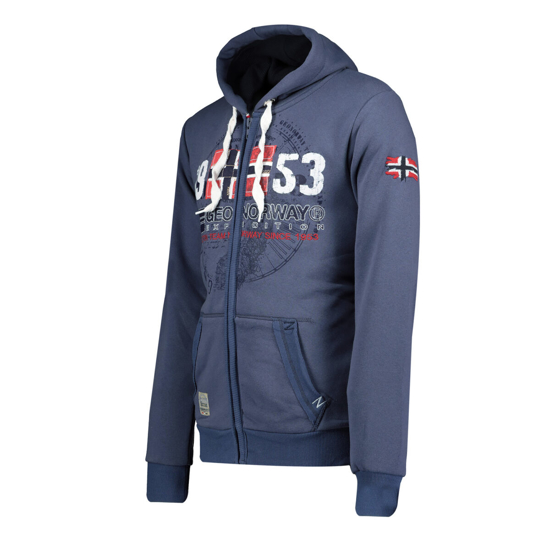 Picture of GEOGRAPHICAL NORWAY m jopica GAPIGAL blue