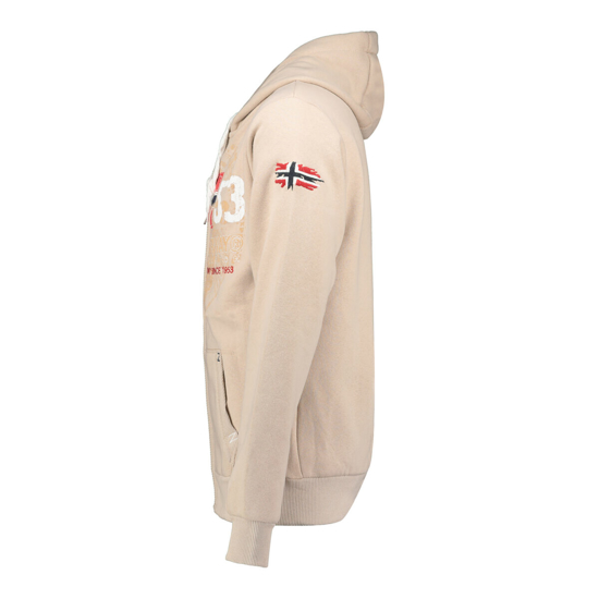 Picture of GEOGRAPHICAL NORWAY m jopica GAPIGAL beige