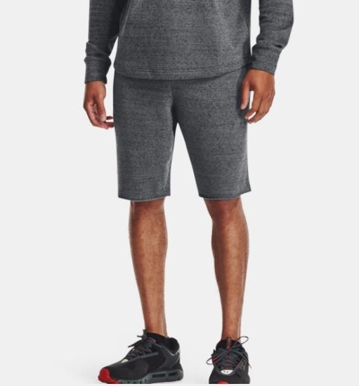 Picture of UNDER ARMOUR m hlače 1361631-012 RIVAL TERRY SHORTS