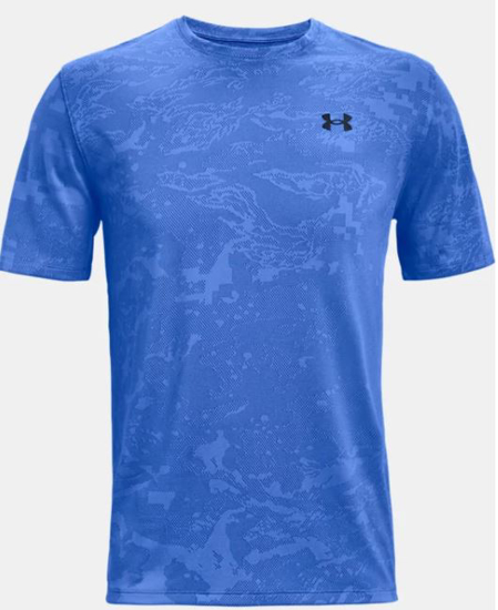 Picture of UNDER ARMOUR m majica 1361503-436 TRAINING VENT CAMO
