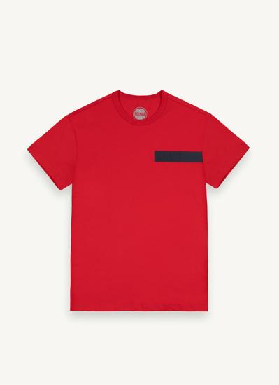 Picture of COLMAR m majica 7561R6SH 193 red