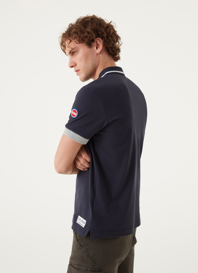 Picture of COLMAR m polo majica 76843UP 68 navy