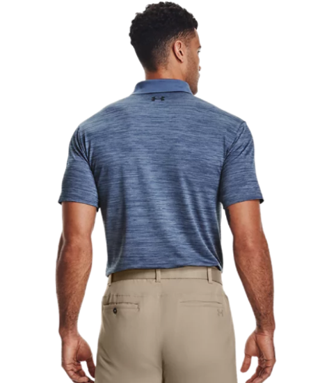 Picture of UNDER ARMOUR m golf majica 1342080-470 PERFORMANCE POLO TEXTURED