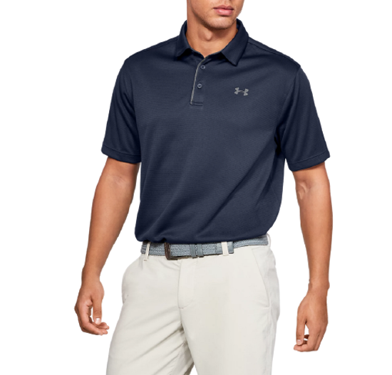 Picture of UNDER ARMOUR m golf majica 1290140-410 TECH POLO