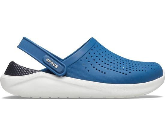 CROCS LiteRide™ Clog 204592 vivid blue / almost white
