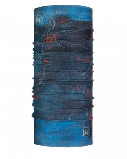 Picture of BUFF bandana 120124.788.10 PENINSULA DENIM