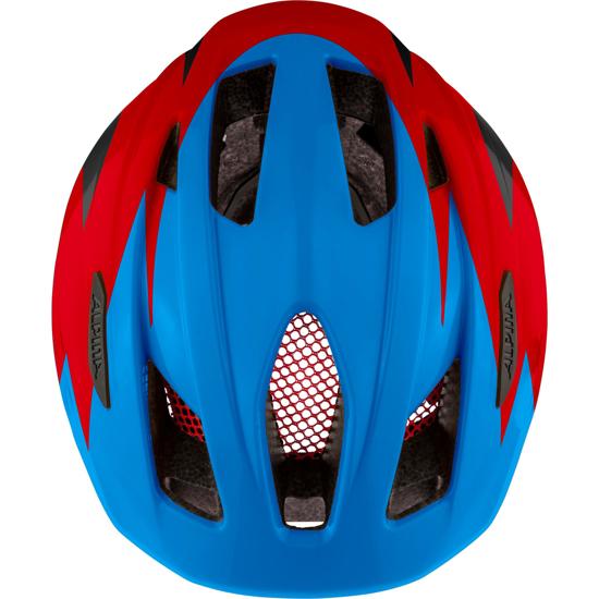 Picture of ALPINA otr kolesarska čelada 0-9761 -181 PICO blue red black