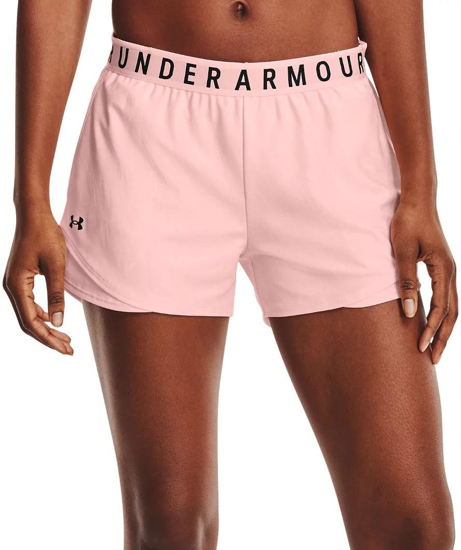 Picture of UNDER ARMOUR ž hlače 1360943-658 PLAY UP 3.0 EMBOSS