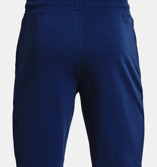 Picture of UNDER ARMOUR m hlače 1361629-415 RIVAL TERRY COLLEGIATE SHORTS