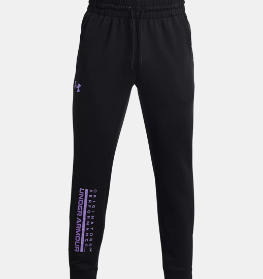 Picture of UNDER ARMOUR m hlače 1360731-003 SUMMIT KNIT JOGGERS