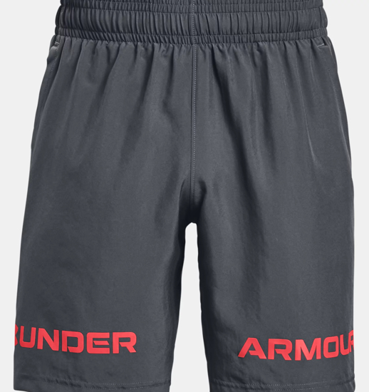 Picture of UNDER ARMOUR m hlače 1361433-012 WOVEN GRAPHIC WORDMARK