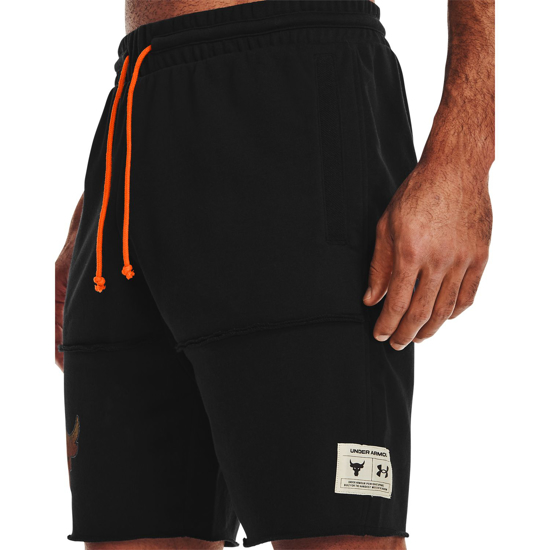 Picture of UNDER ARMOUR m hlače 1361753-001 PROJECT ROCK TERRY SHORTS