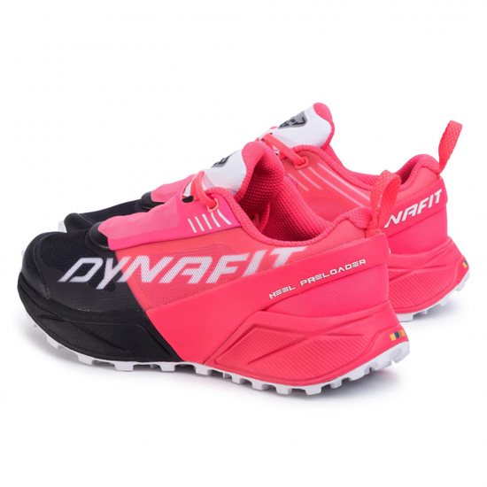 Picture of DYNAFIT ž trail copati 64052 6437 ULTRA 100 W fluo pink black