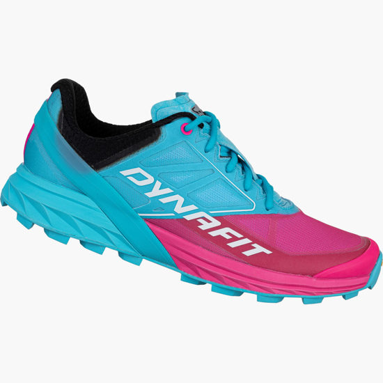 Picture of DYNAFIT ž trail copati 64065 3328 ALPINE W turquoise pink glo