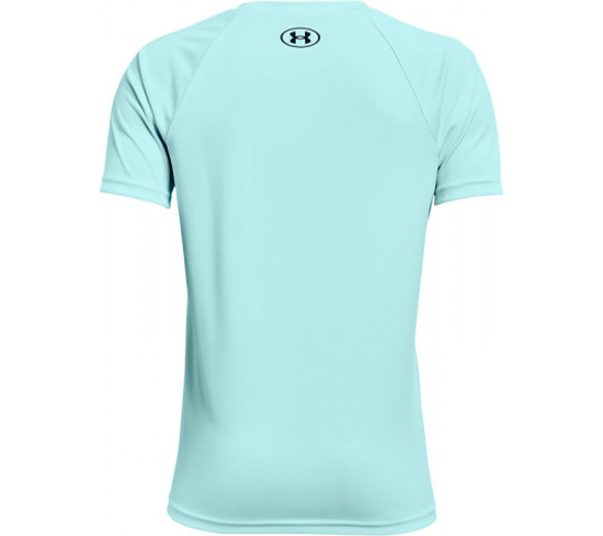 Picture of UNDER ARMOUR otr majica 1363281-441 TECH HYBRID PRINT FILL SHORT SLEEVE