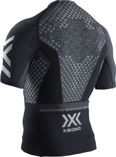 Picture of X-BIONIC m kolesarska majica BT00S19M B002 TWYCE 4.0 BIKE ZIP SHIRT SH SL M
