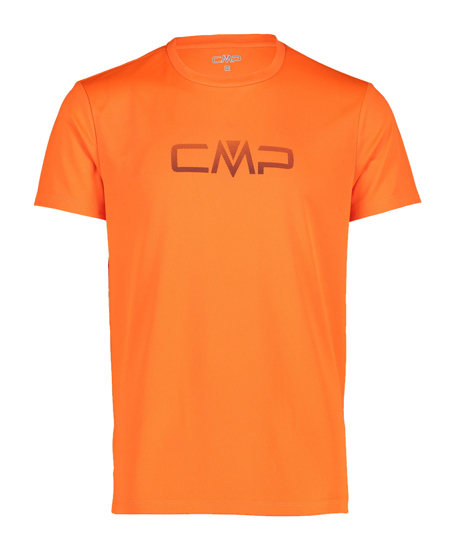 Picture of CMP m majica 39T7117P C706 F ORANGE