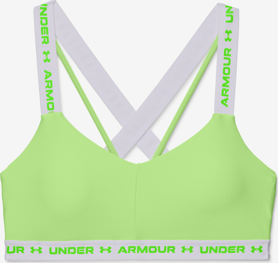 Picture of UNDER ARMOUR ž trening top 1361033-162 CROSSBACK LOW