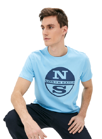 Picture of NORTH SAILS m majica 692689 0774 GRAPHIC T-SHIRT