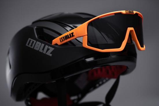 Picture of BLIZ športna očala 52105-61 FUSION matt neon orange