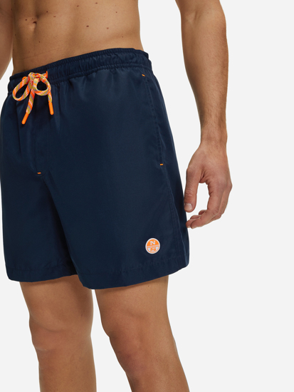 Picture of NORTH SAILS m kopalne hlače 673439 0802 SWIM SHORTS IN RECYCLED FABRIC