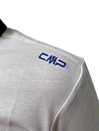 Picture of CMP m polo majica 31D8577 A001 POLO WHITE