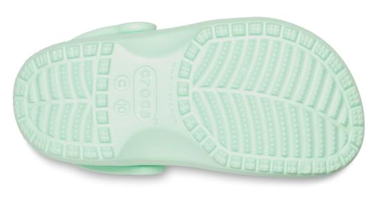 CROCS classic butterfly charm  2061793 neon mint