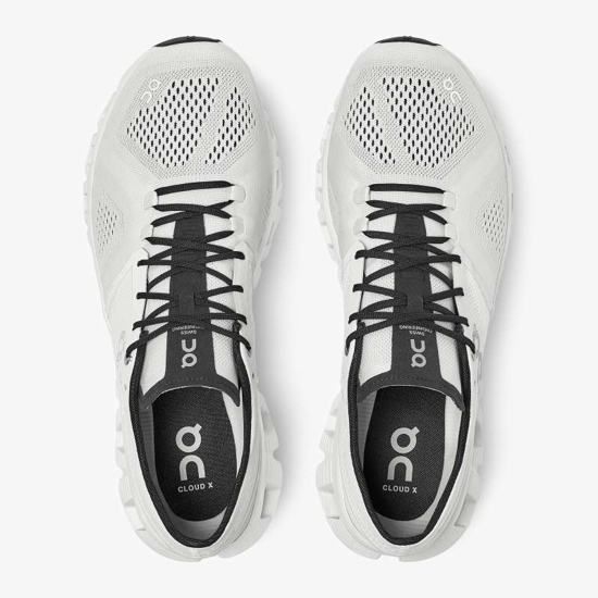 Picture of ON m copati 40.99707 CLOUD X white/black