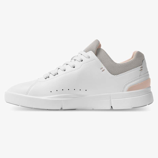 Picture of ON ž copati 48.99454 THE ROGER ADVANTAGE white/rose