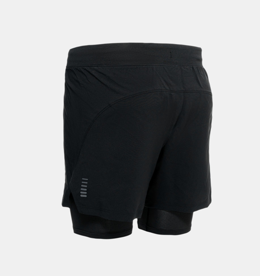 Picture of UNDER ARMOUR m hlače 1364858-001 ISO CHILL RUN 2 in 1 SHORTS