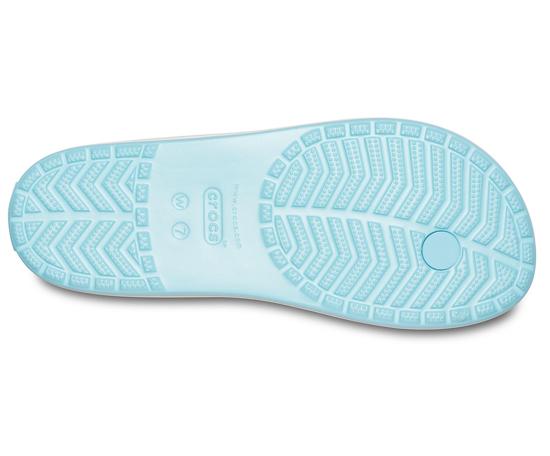 Picture of CROCS crocband flip 206100 ice blue