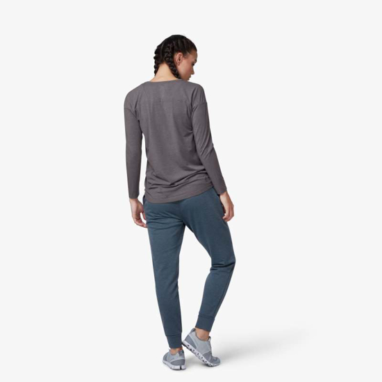 Picture of ON ž majica 223.00053 COMFORT LONG-T rock