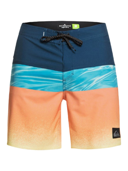 Picture of QUIKSILVER m kopalne hlače EQYBS04321 BSM6 HIGHLINE HOLD DOWN 18''