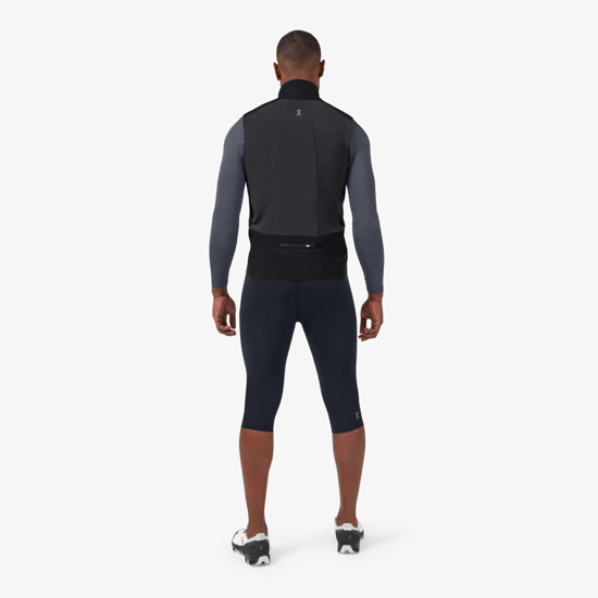 Picture of ON m legice 127.00329 TRAIL TIGHTS black