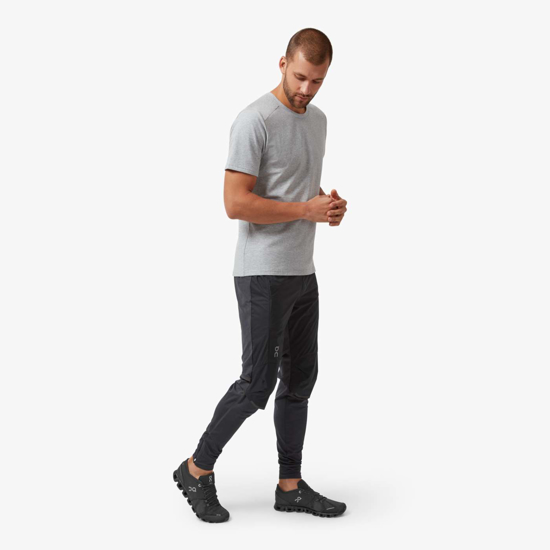 Picture of ON m hlače 106.00137 RUNNING PANTS black