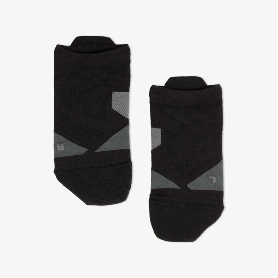 Picture of ON nogavice 302.00061 LOW SOCK black/shadow