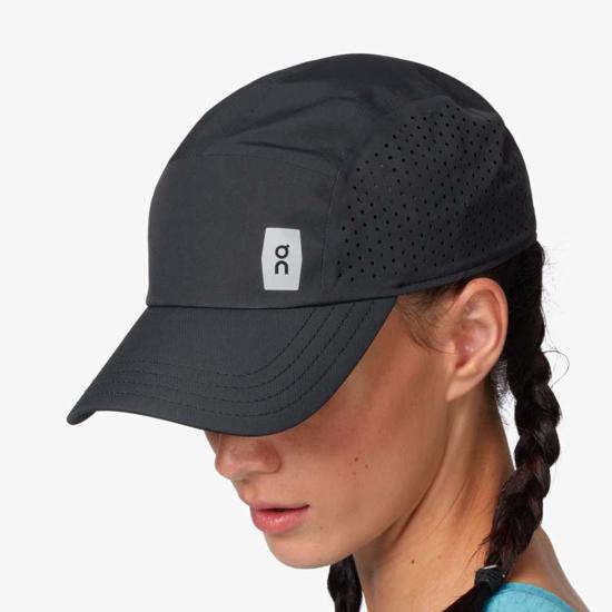 Picture of ON šilt kapa 301.00015 LIGHTWEIGHT CAP black