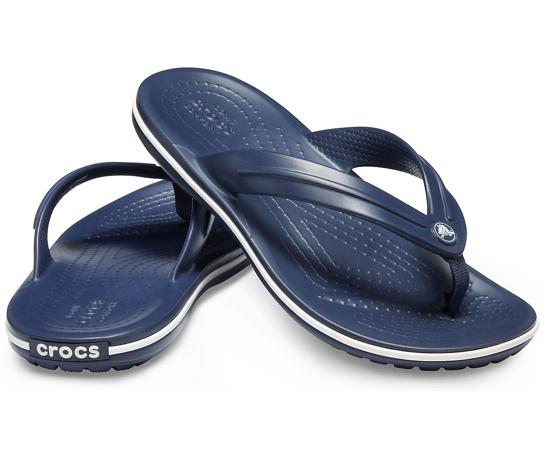 CROCS crocband™ flip 205778 navy