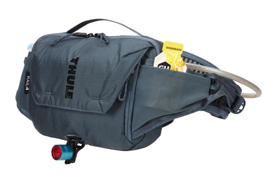 Picture of THULE pas torbica 807301 rail hip pack dark slate 4L