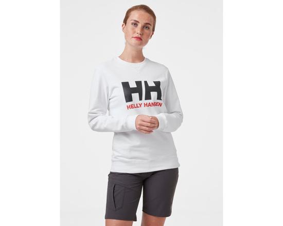 Picture of HELLY HANSEN ž pulover 34003 001 LOGO CREW SWEAT