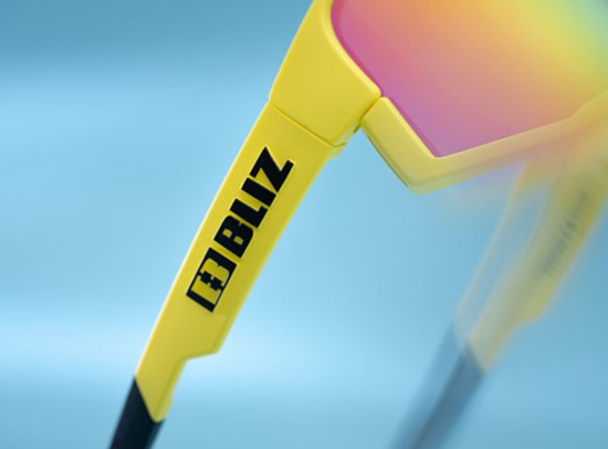 BLIZ športna očala 52105-64 FUSION neon yellow